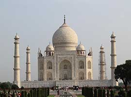 Agra - The place of Iconic Taj Mahal