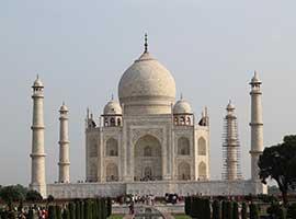 Agra - The place of Iconic Taj Mahal