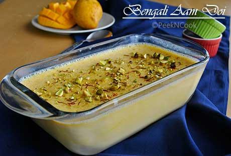 Bengali Aam Doi