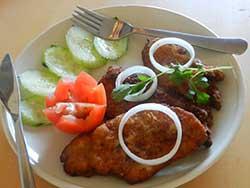 Bengali Chicken Cutlet