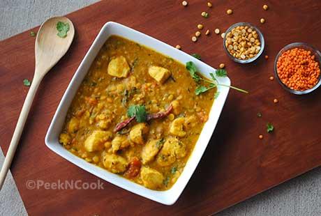 Dal Or Indian Lentil