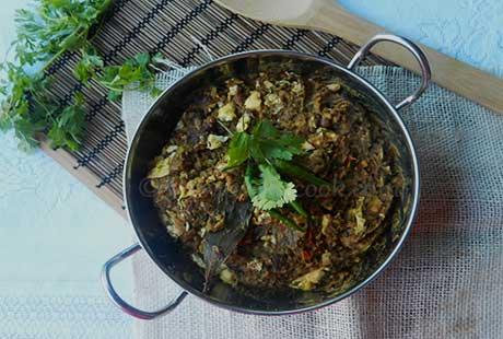 Dimer Torka Or Egg Tadka Dhaba Style