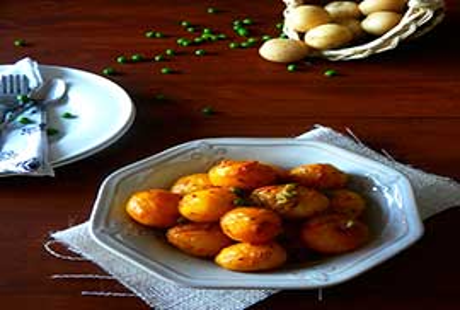 Bengali Niramish Alur Dom Recipe