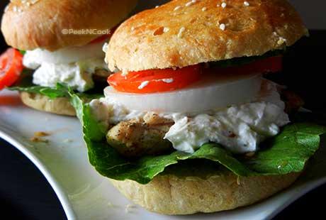 Summertime Burger