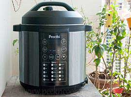 Preethi Touch Electric Pressure Cooker