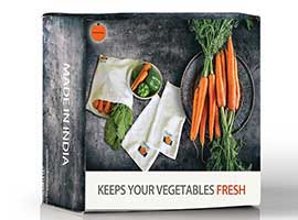 Review of Refreshbags - Keep Vegetables Magically Fresh & Crispy