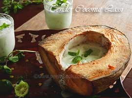Tender Coconut Lassi