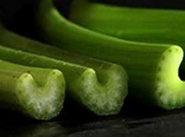 Keep celery fresh for long time