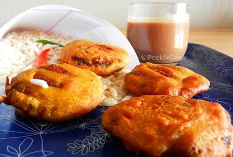 Kolkata Style Aloor Chop Or Potato Croquettes