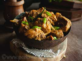 Bengali Spicy Chicken Curry