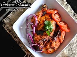 Lahore Style Chicken Chargha
