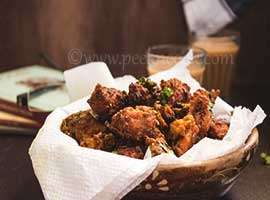Spicy Chicken Pakoda
