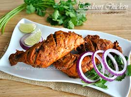 Tandoori Chicken Or Indian Grilled Chicken