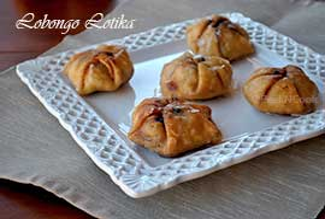 Bengali Sweet - Lobongo Lotika