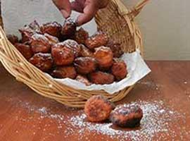 Ripe Banana Sweet Fritters Or Paka Kolar Misti Bora