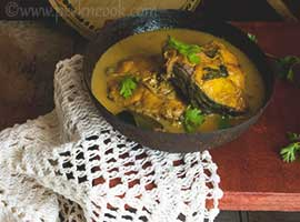 Macher Tomato Jhol Or Tomato Based Fish Stew