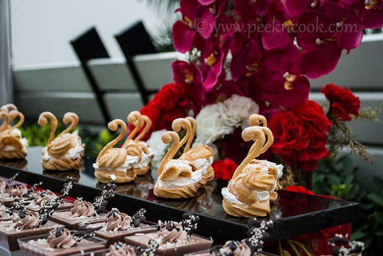 Traditional Cake Mixing Ceremony @The Sonnet, Kolkata