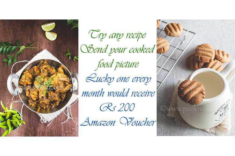 Try Any Fish Recipe & Win Rs 200 Every Month
