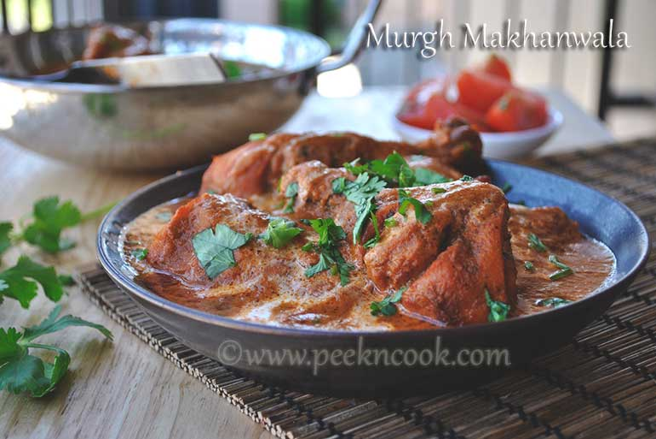 Dhabe Di Murgh Makkhanwala
