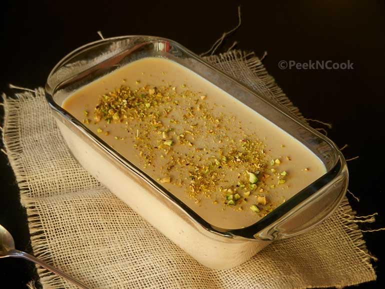 Bengali Misti Doi Or Mitha Dahi Or Sweet Yoghurt