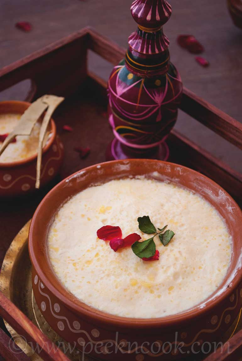 Bengali Sweet Curd