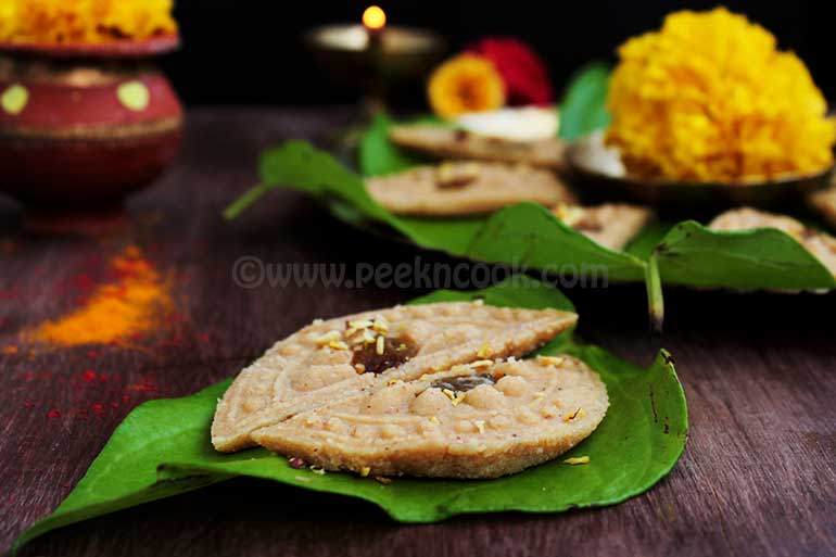 Authentic Bengali Sweet Chandrapuli