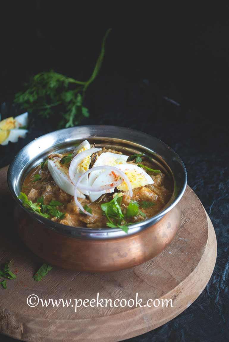 Kolkata Style Chicken Bharta