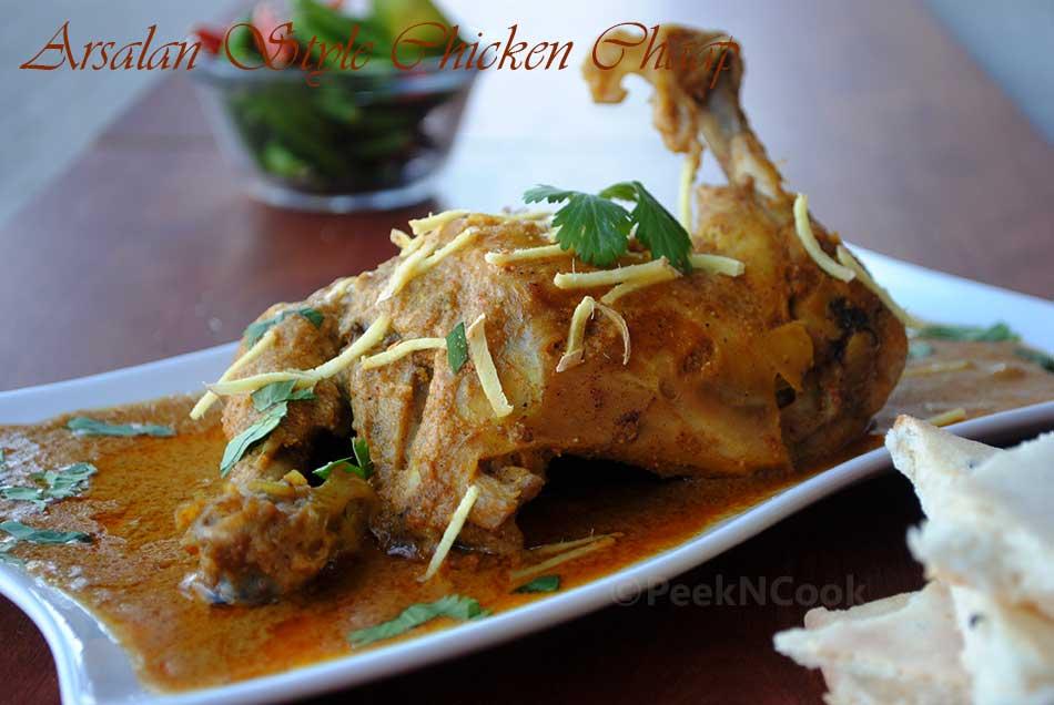 Chicken Chaap