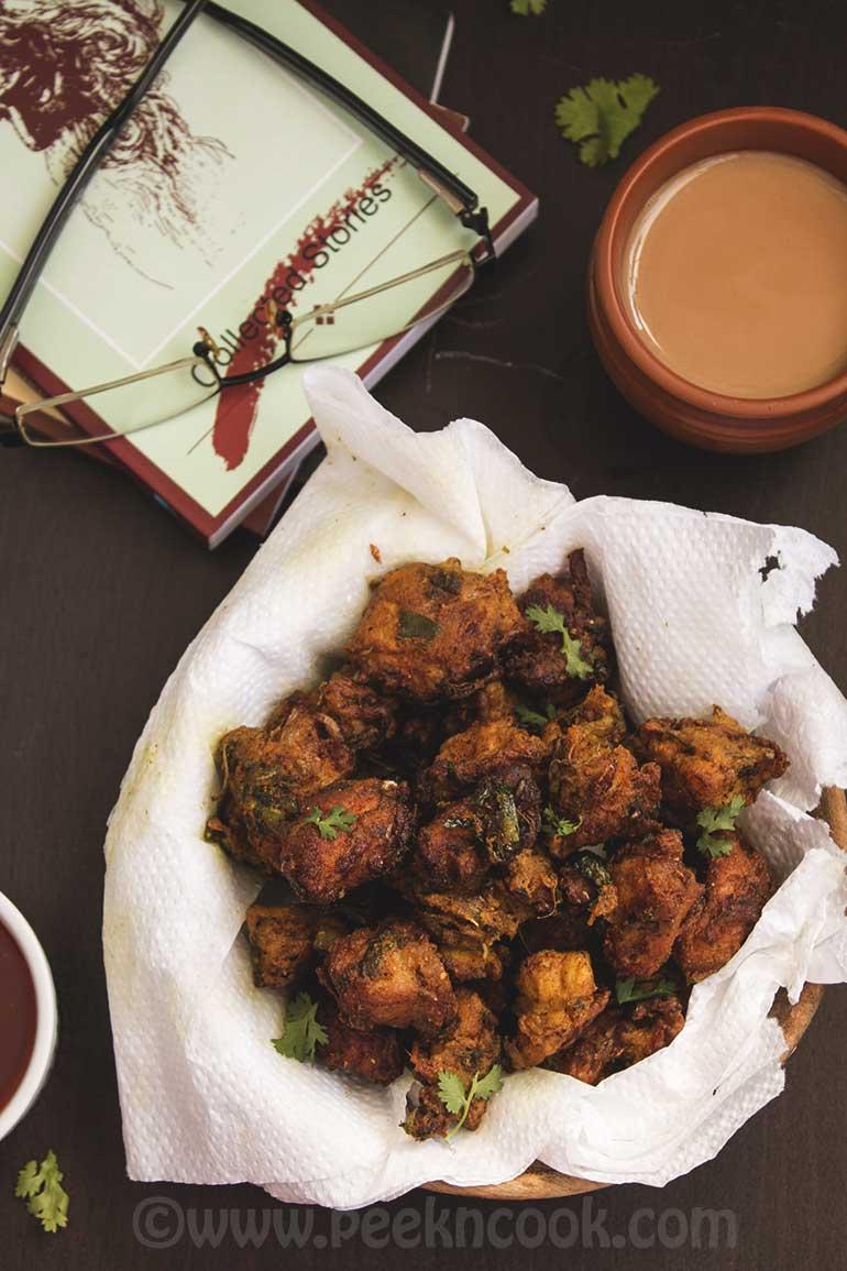 Spicy Chicken Pakoda