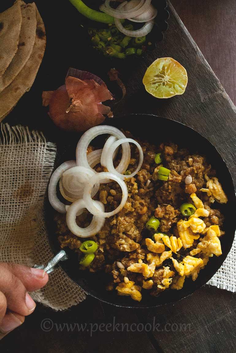 How To Prepare Dal Egg Tadka