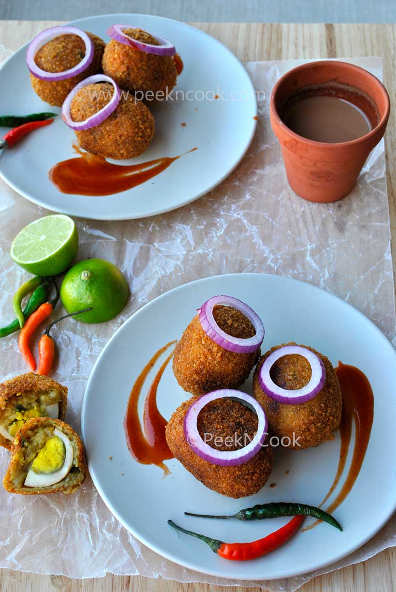 Kolkatar Famous Dimer Devil/Chop Or Egg Devil