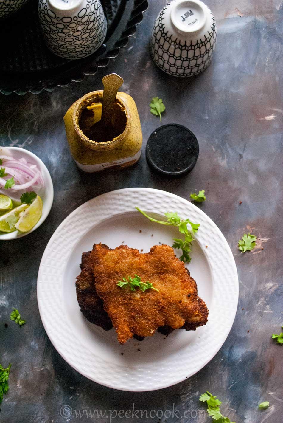 Bengali Crispy Fish Fry Recipe