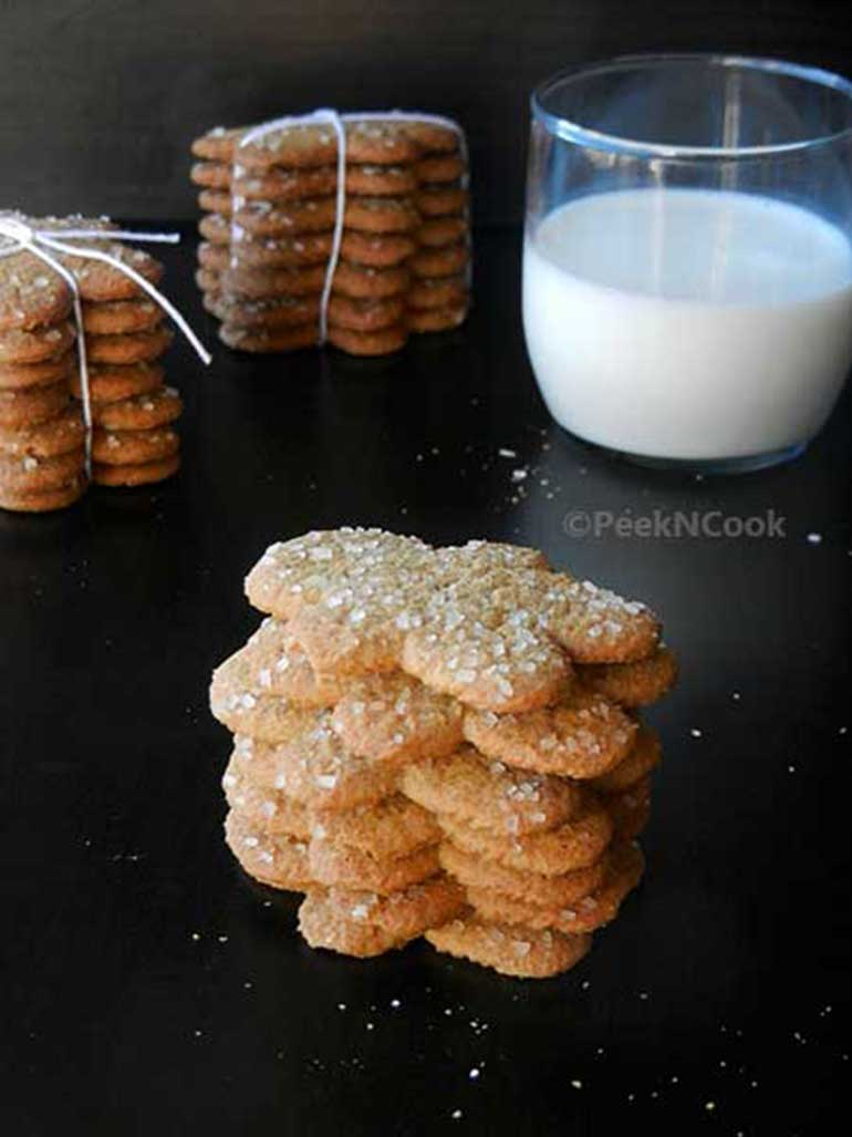Christmas Special Gingerbread Man Cookies