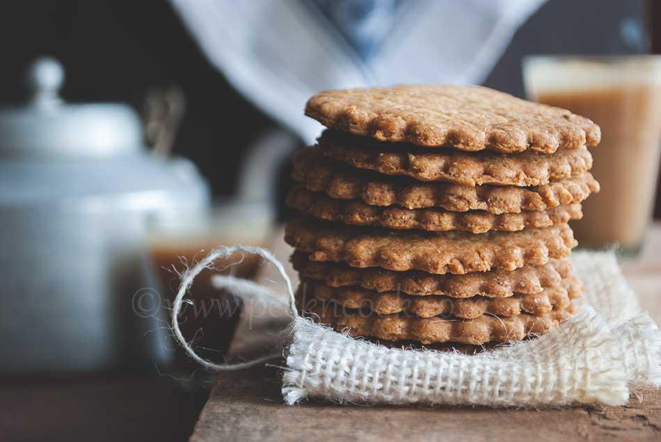 Indian Tea Biscuits