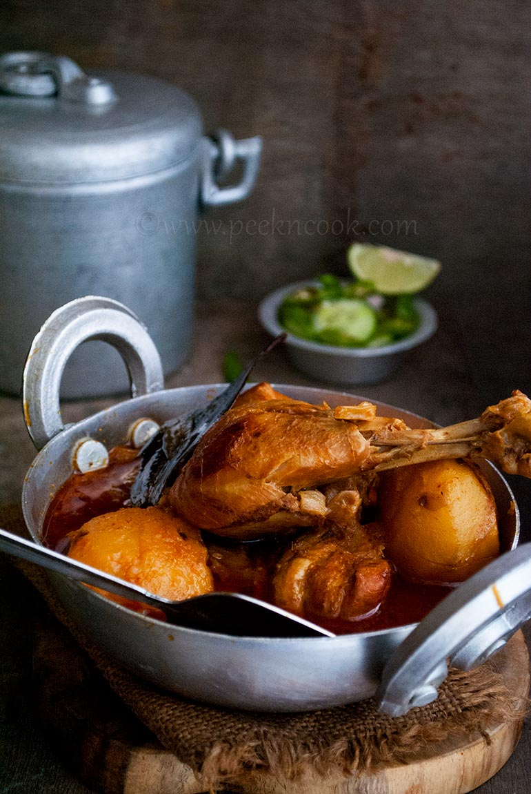 Sunday Special Chicken Curry