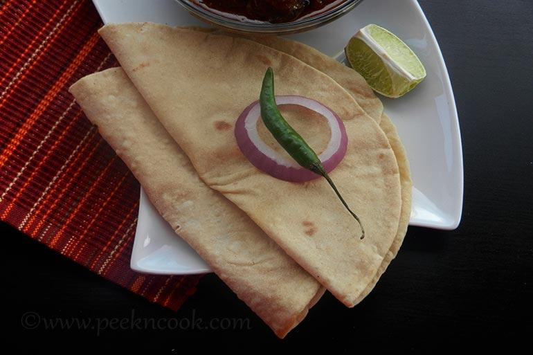 Roti.Or Ruti Or Chapati