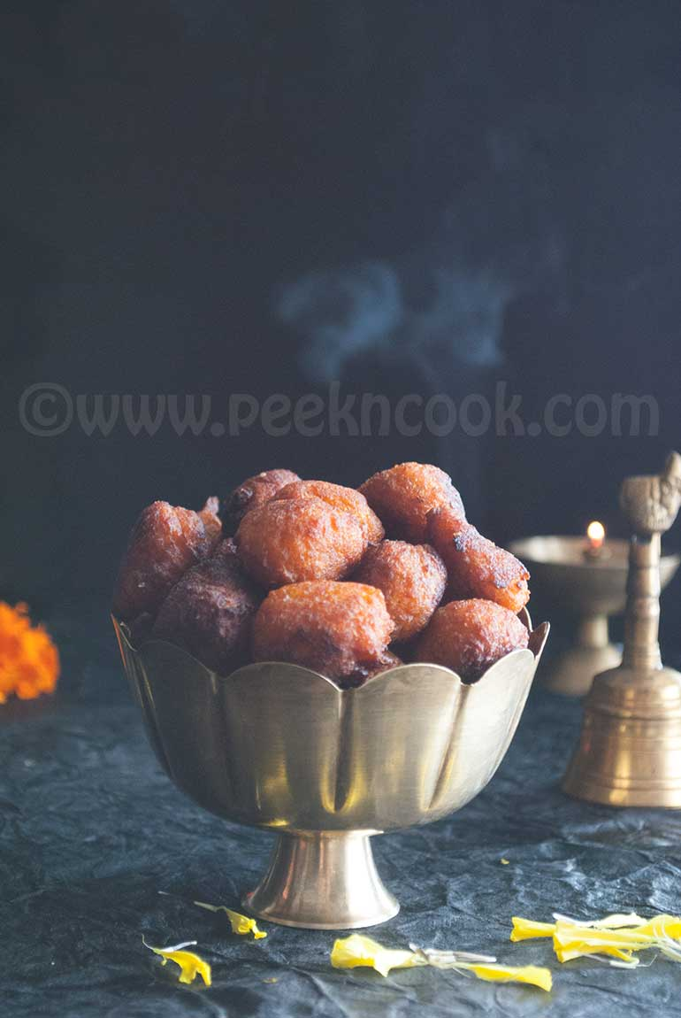 Taler Bora Or Asian Sugar Palm Sweet Fritters